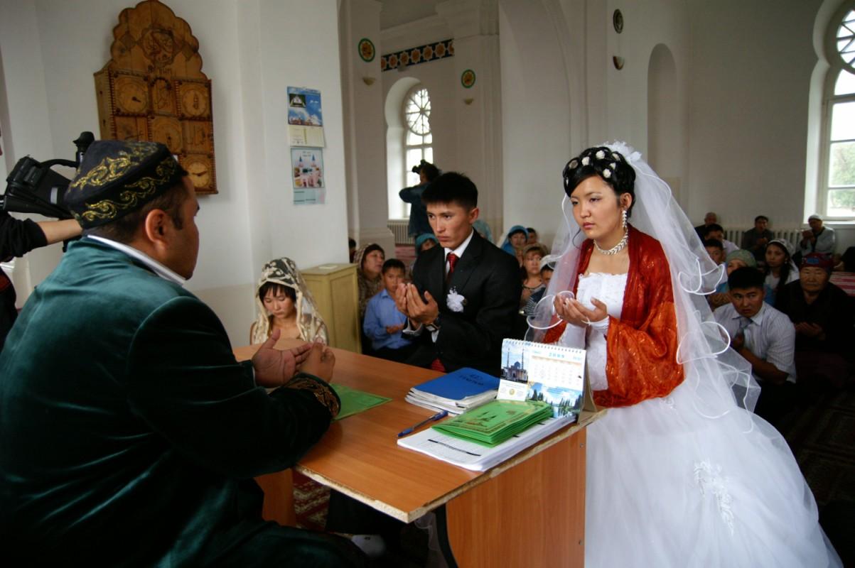 как знакомиться с родственниками невестки у казахов