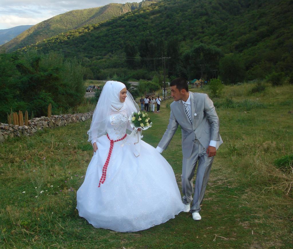 Арабски секс свадба