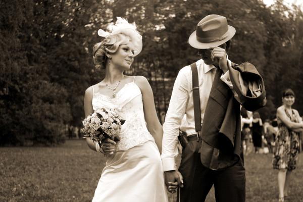 Гангстерская свадьба