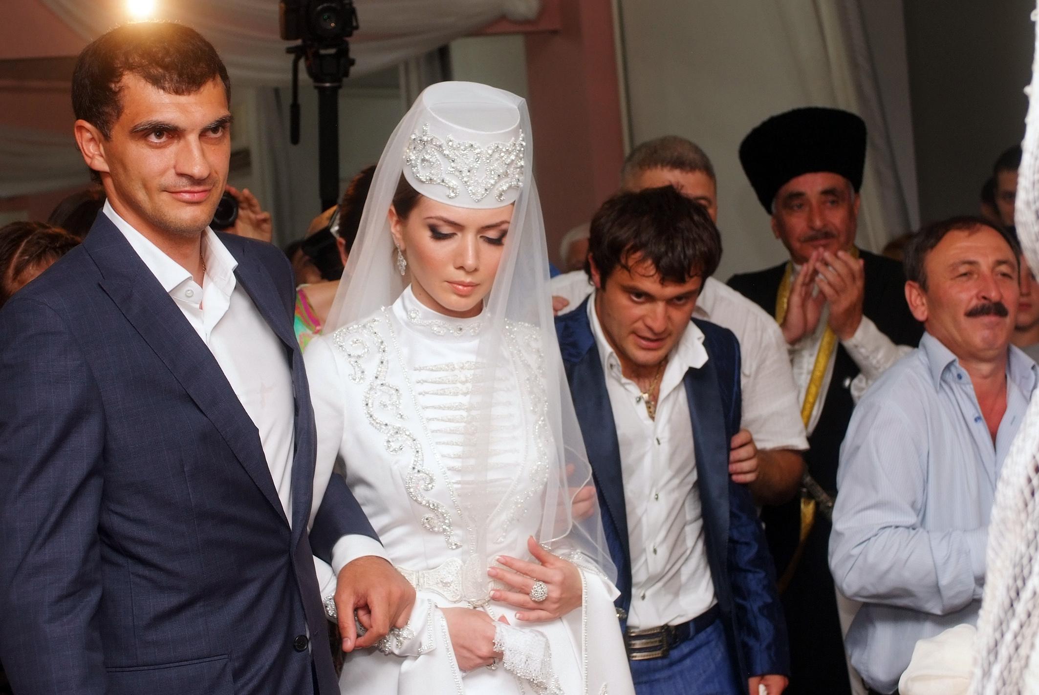 Осетинская свадьба. - Осетины - Ossetians 16