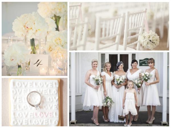 белая свадьба