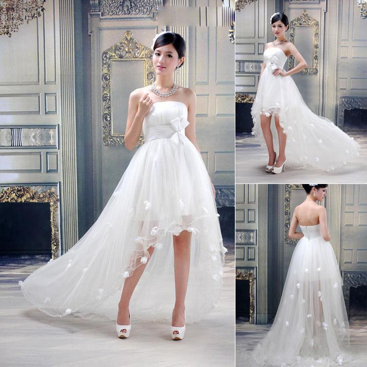 cad3a80d02c Выбор свадебного платья для невысоких девушек  лучшие модели