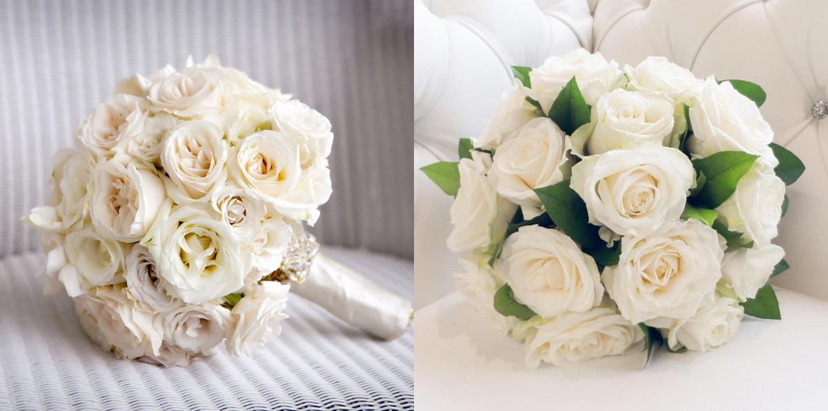 Свадебные букеты невест из калл — 8